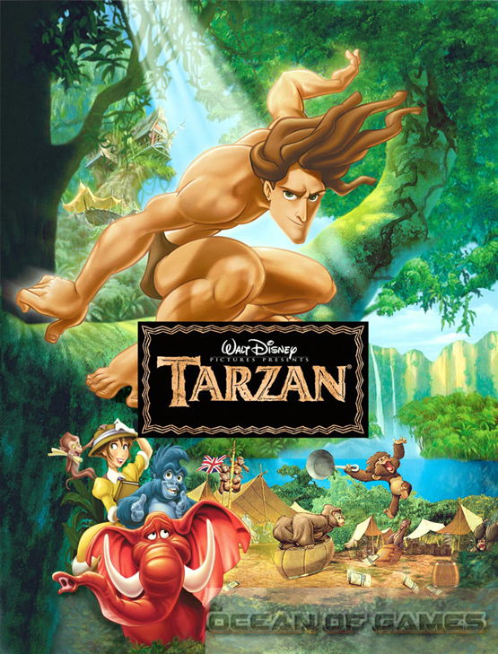 Tarzan PC Game Free Download