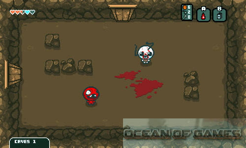 The Binding of Isaac Rebirth Features