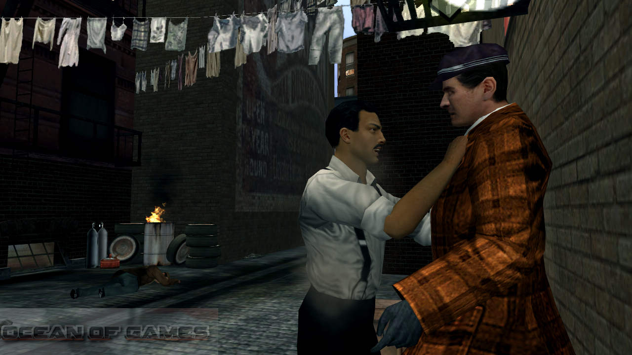 The Godfather The Game Features