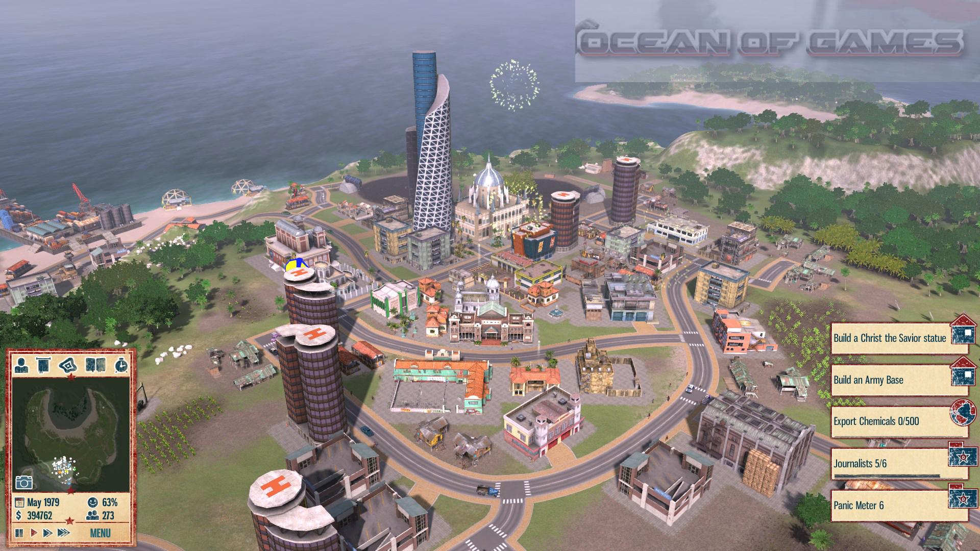 Tropico 4 Free Download