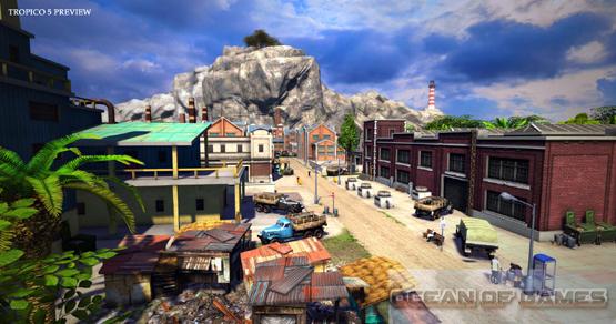 Tropico 5 Features