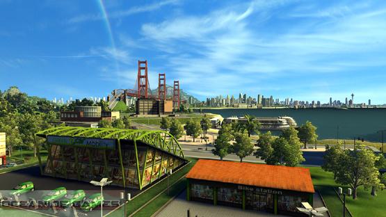 Cities XXL Features