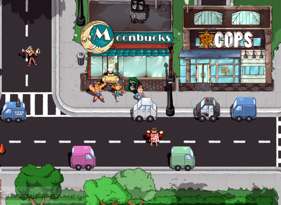 Citizens of Earth Download For Free