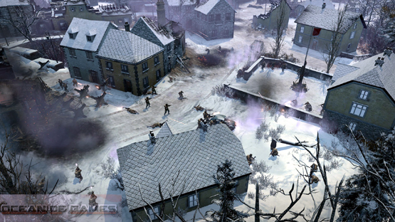 Company of Heroes 2 Ardennes Assault Features