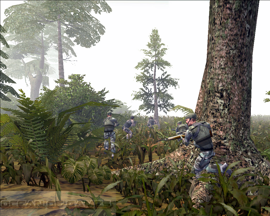 Delta Force Black Hawk Down Team Sabre Features