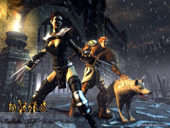 Diablo II Setup Free Download