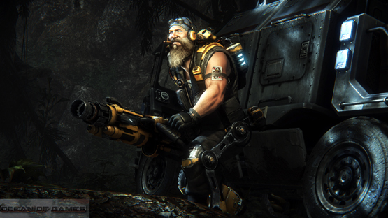 Evolve PC Game 2015 Download For Free