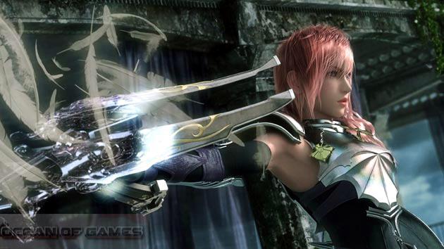 Final Fantasy XIII 2 Free Download