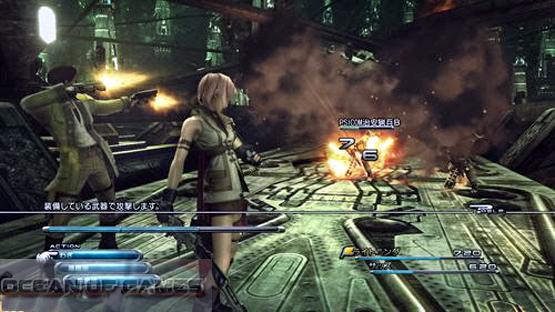 Final Fantasy XIII-2 Free Download