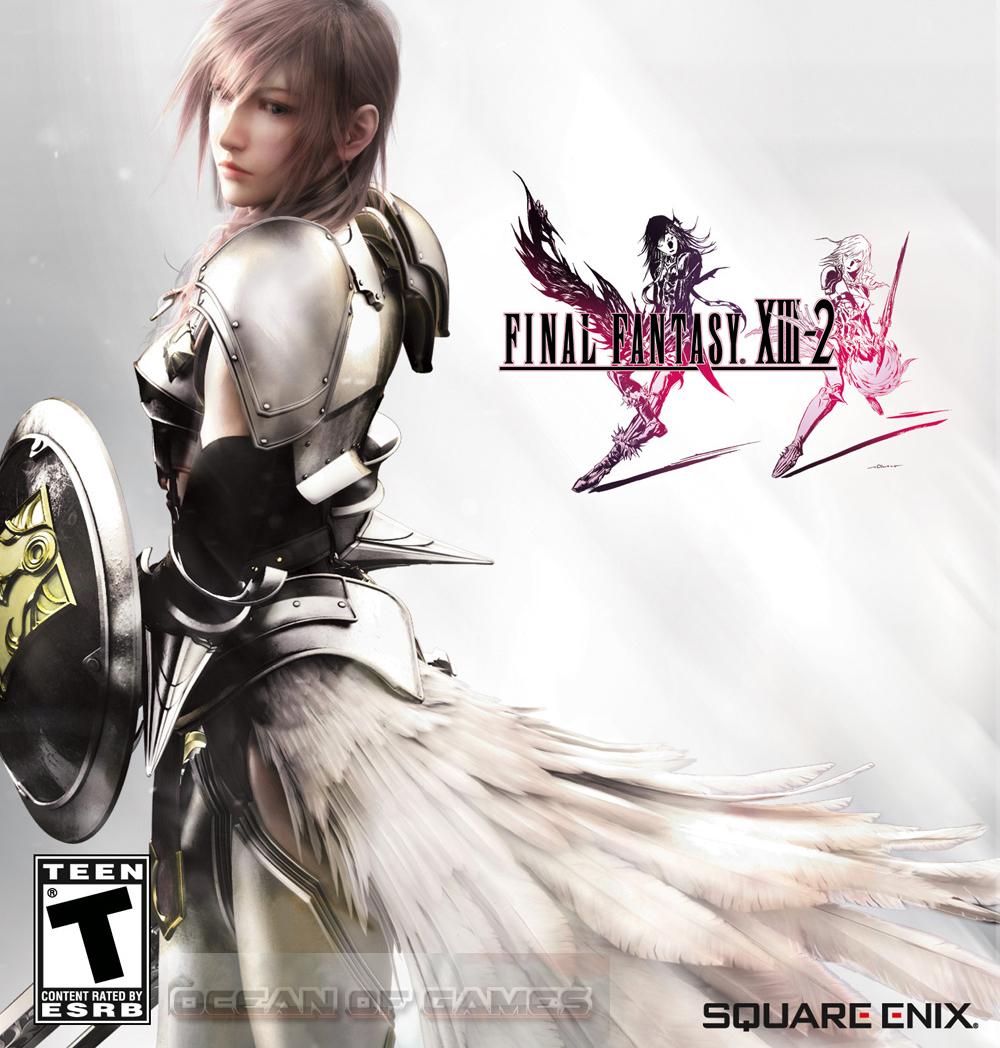 Final Fantasy XIII-2 Setup Free Download