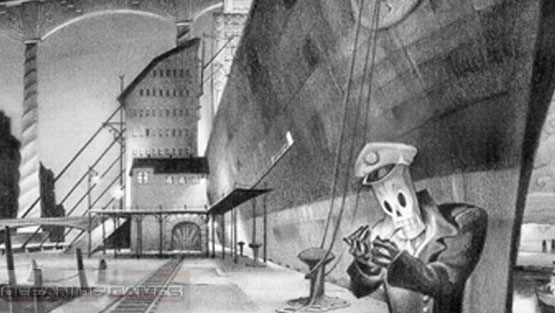 Grim Fandango Remastered Download For Free