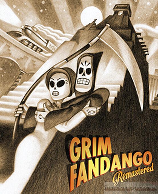 Grim Fandango Remastered Free Download