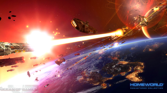 Homeworld Remastered Collection Setup Free Download