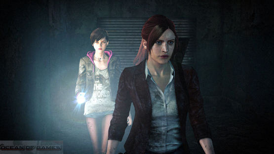 Resident Evil Revelations 2 Features
