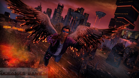 Saints Row Gat Out of Hell Setup Free Download