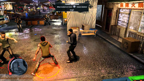 Sleeping Dogs Definitive Edition Features