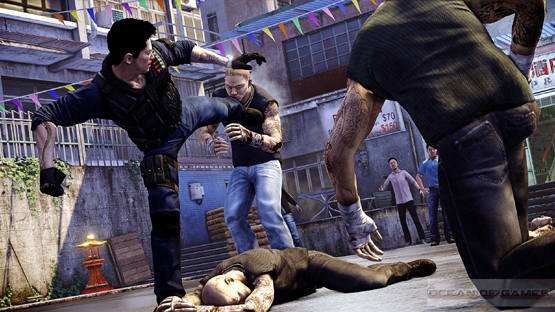 Sleeping Dogs Definitive Edition Setup Download For Free