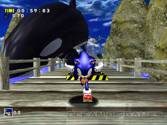 Sonic DX Directors Cut Download For Free
