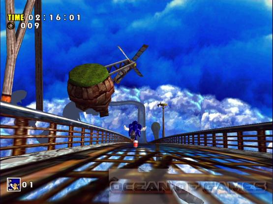Sonic DX Directors Cut Setup Free Download