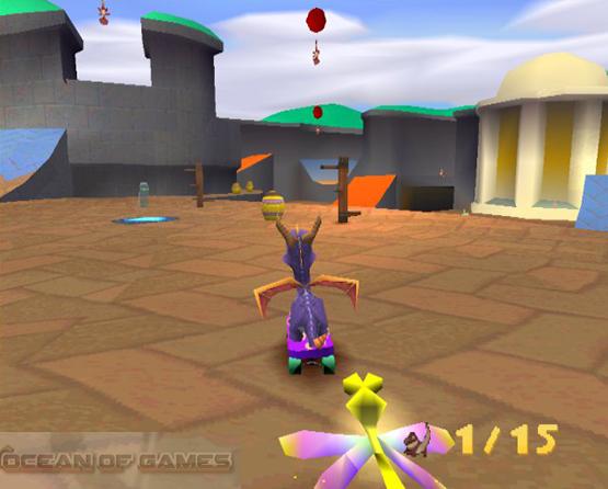 Spyro The Dragon 2 Setup Free Download