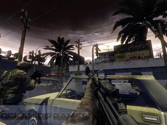 Terrorist Takedown 2 Features