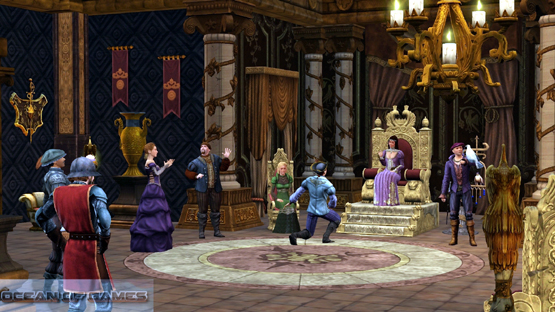 The Sims Medieval Pirates and Nobles Download For Free