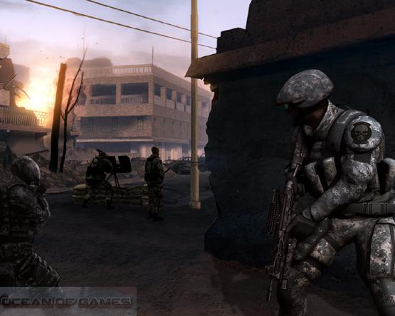 Tom Clancy Ghost Recon Advanced War Fighter 2 Download For Free