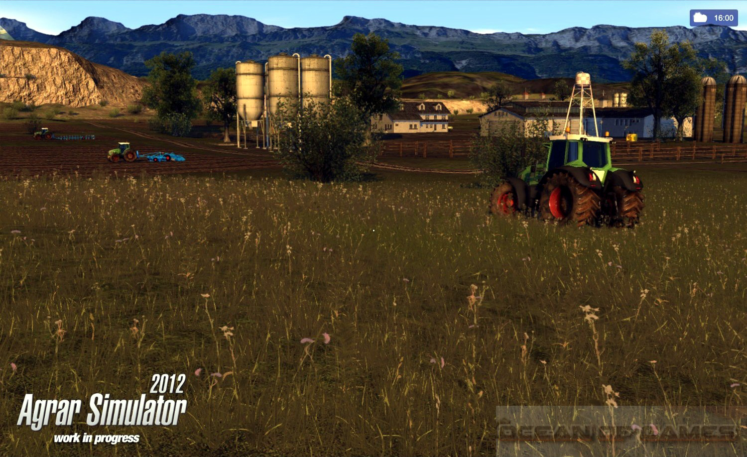 Agricultural Simulator 2012 Features
