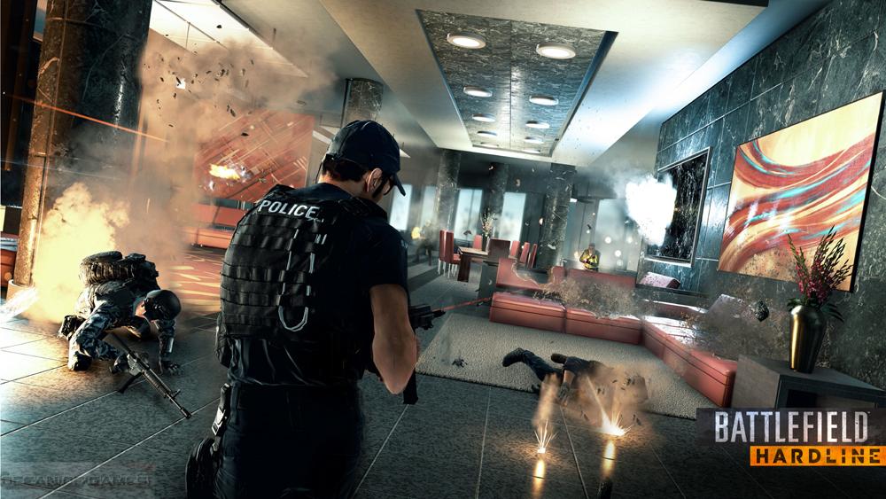 Battlefield Hardline Setup Download For Free
