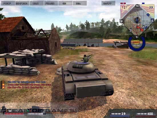 Battlefield Vietnam Features
