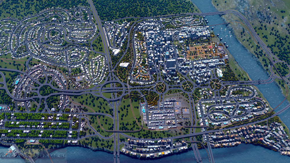Cities Skylines Deluxe Edition Features