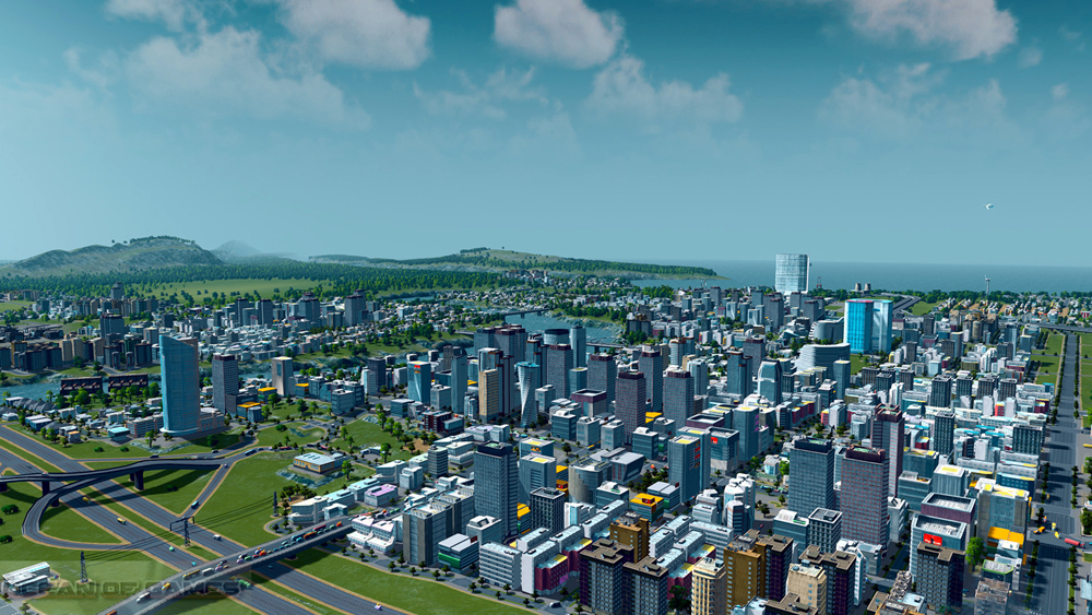 Cities Skylines Deluxe Edition Setup Downlaod For Free