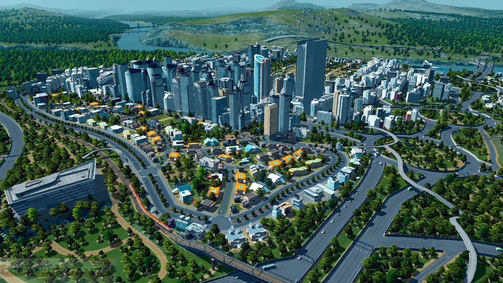 Cities Skylines Deluxe Edition Setup Free Download