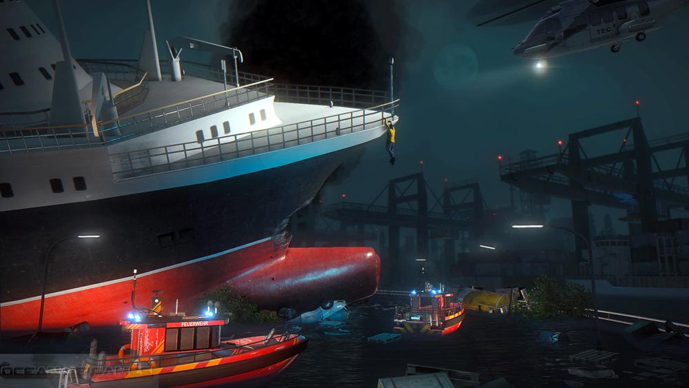 Emergency 5 PC Game Setup Free Download