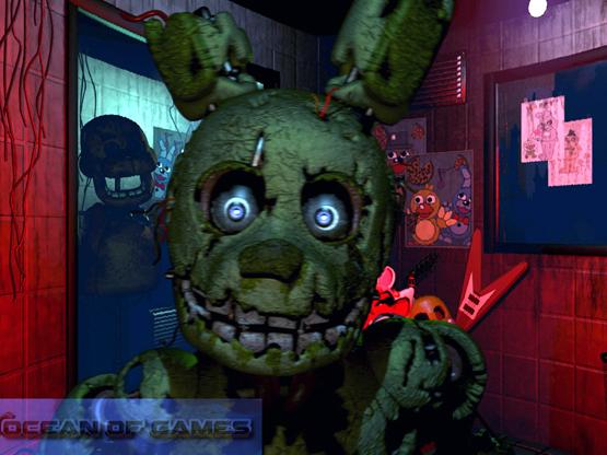 Five Nights at Freddys 3 Setup Free Download