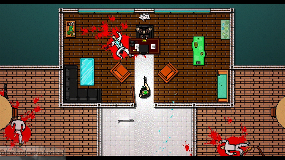 Hotline Miami 2 Wrong Number Features