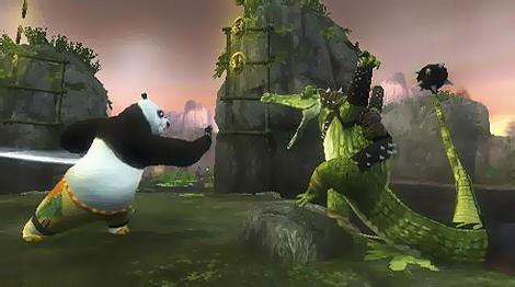 Kung Fu Panda PC Game