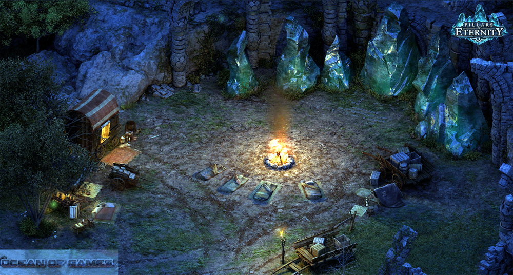 Pillars of Eternity Setup Download For Free