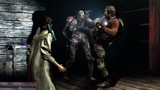 Resident Evil Revelations 2 Episode 2 Features
