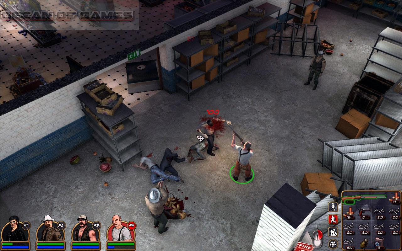 Trapped Dead Setup Free Download