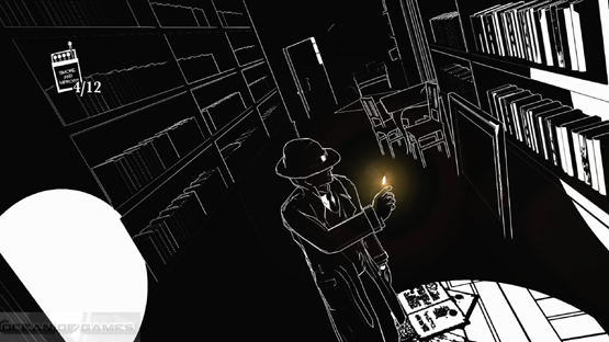 White Night PC Game Features