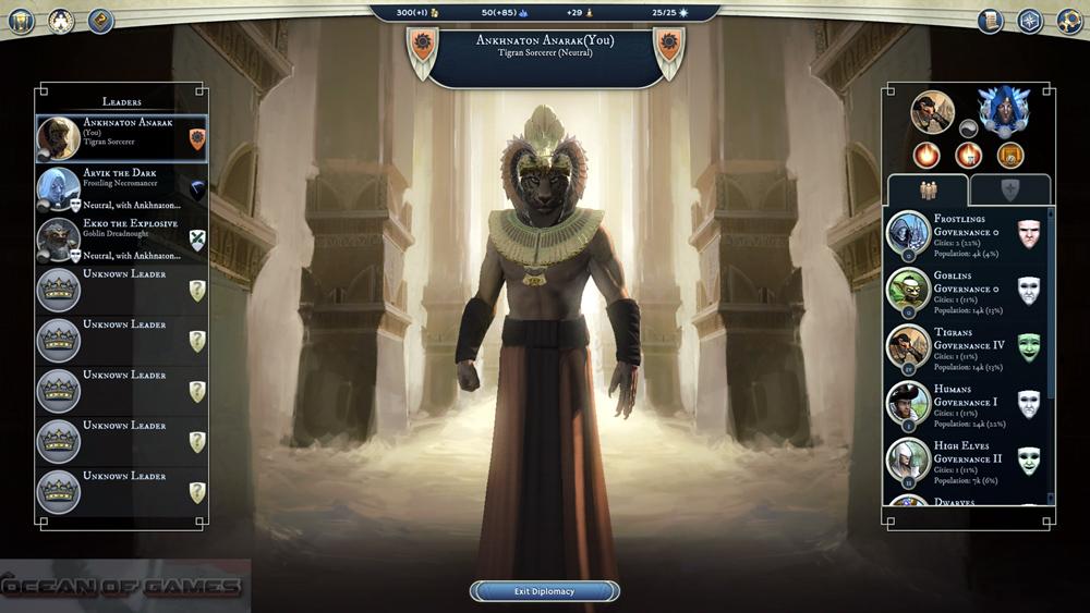 Age of Wonders III Eternal Lords Features