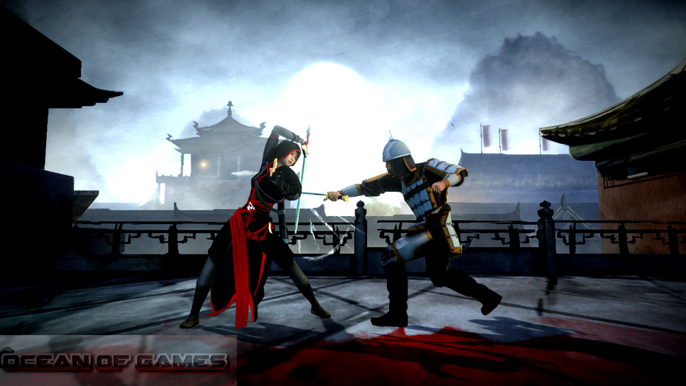 Assassins Creed Chronicles China Features