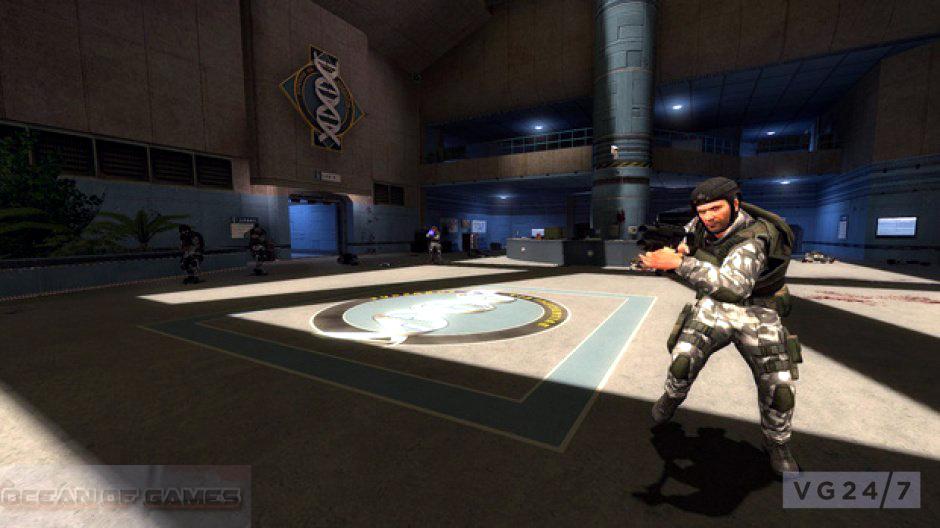 Black Mesa Source Features
