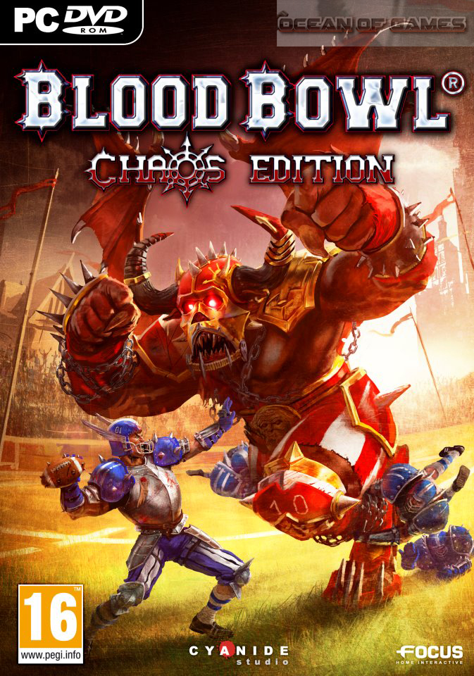 Blood Bowl Chaos Edition Free Download