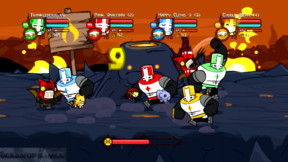 Download Castle Crashers Free