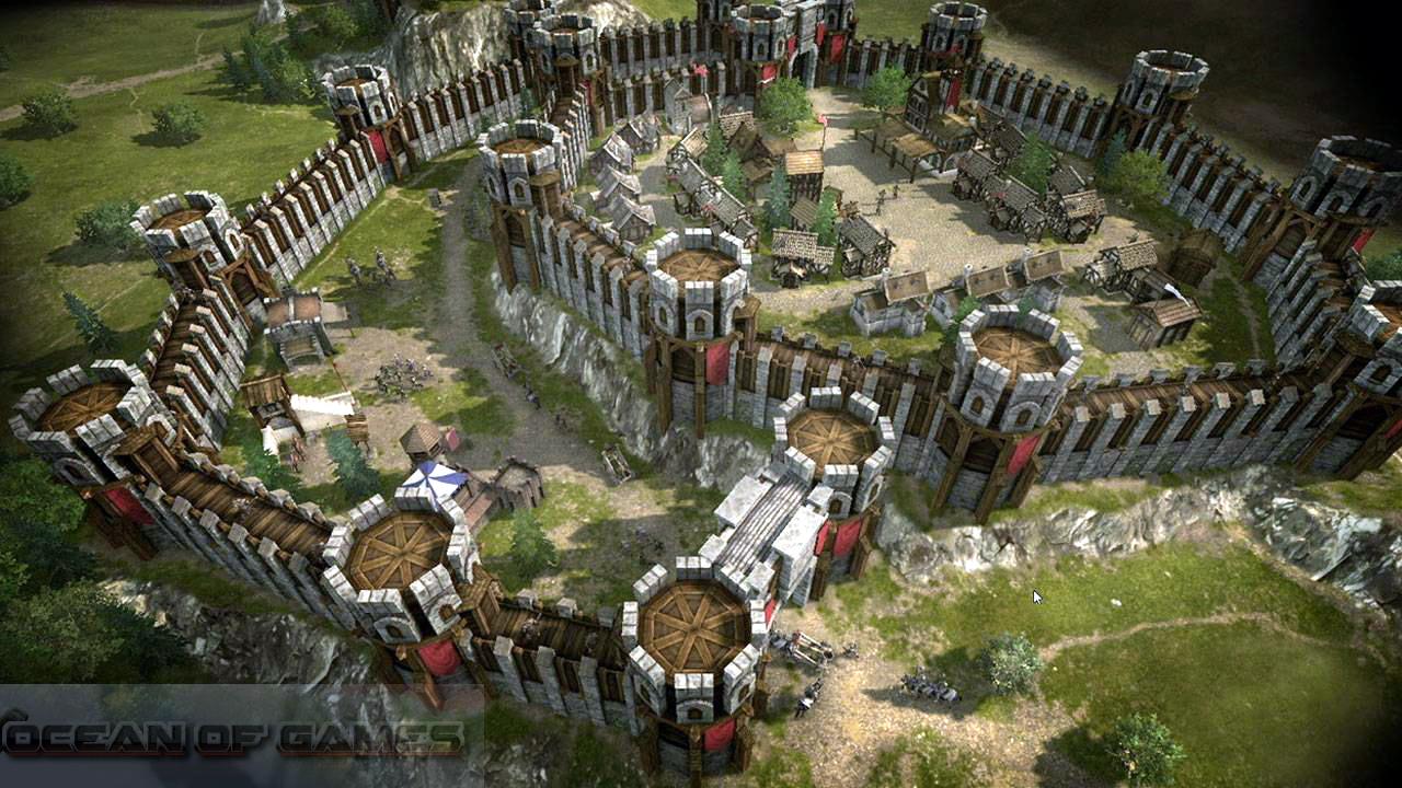 Citadels Features
