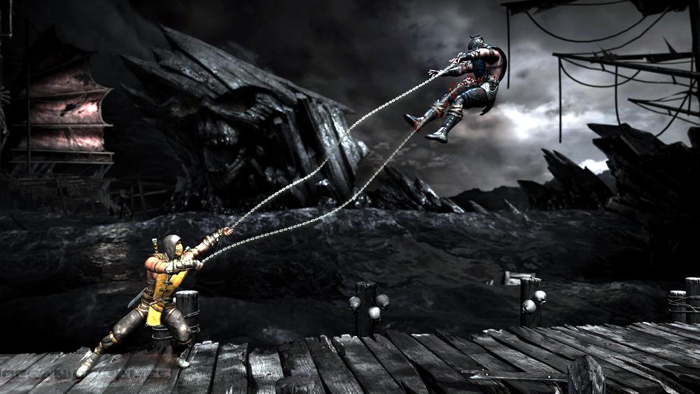 Free Mortal Kombat X Download