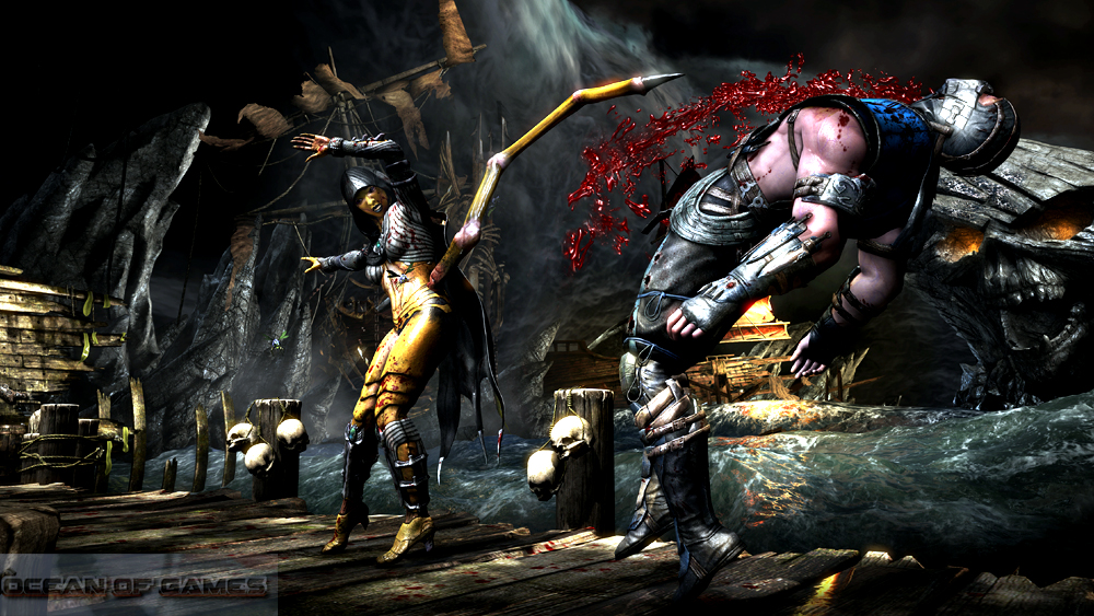 Mortal Kombat X Download For Free
