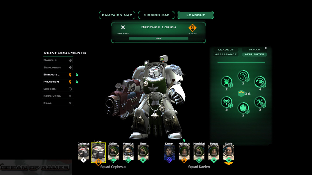 Space Hulk Ascension Dark Angels Download For Free